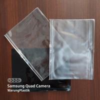 Map Plastik / Zipper Bag A5 / Tempat Pensil