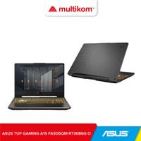 ASUS TUF Gaming A15 FA506QM R736B6G O R7 5800H RTX 3060 8GB 512SSD