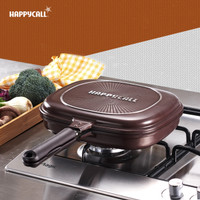 Happycall Double Pan Jumbo Grill Hwangto