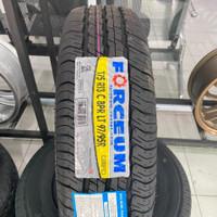 Ban mobil untuk muatan berat L300 175 C 8 PR R13 Merk Forceum