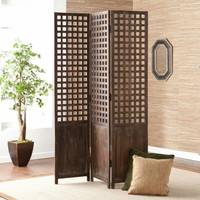 sketsel ruangan kayu jati berkualitas , pembatas ruangan minimalis