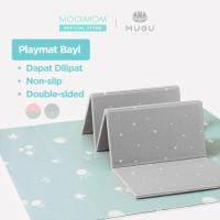 MUGU Folding Baby Playmat | Matras Bayi Lipat