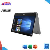 Asus TP401MA-BZ221TS Celeron N4020 4GB 256GB SSD Win10H&Office