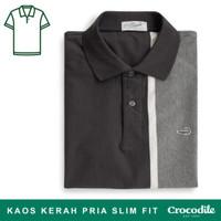 Crocodile Baju Kaos Kerah Pria Men Polo Original Slim fit 222-734