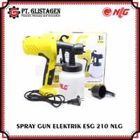 Electric Spray Gun Paint Zoom Mesin Cat Semprot Elektrik NLG ESG 210