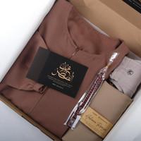 Cotton Inch - Hampers Gamis dan Hijab Lengkap Edisi Ramadhan