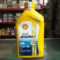 Oli Shell Advance AX5 15W/40 1L