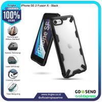 Ringke iPhone SE 2 / 8 / 7 Fusion X Case Softcase Military Anti Crack