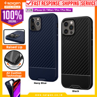 Case iPhone 12 Pro Max 12 Mini Spigen Core Armor Soft Anti Slip Casing