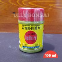 FUNGISISDA DAN BAKTERISIDA BACTOCYN 150 AL 100 ML