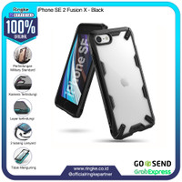 Ringke iPhone SE 2 / 8 / 7 Fusion Casing Softcase Anti Crack Military