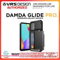 Case Samsung Galaxy A52 / A72 VRS DAMDA GLIDE PRO W/ Card Wallet