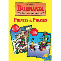 Bohnanza: Princes & Pirates ( Original ) Expansion - TBG