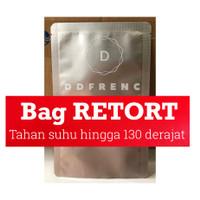 BAG RETORT 13x21 130 derajat presto autoclave vacuum autoklaf steril