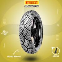 Ban Tubeless Motor VESPA MATIC PIRELLI SL 38 UNICO 110/70 Ring 11