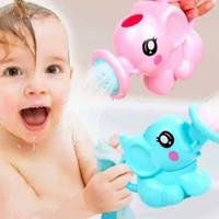 Mainan Gayung Mandi Bayi Anak Elephant Toys Lucu / Baby Bath Toys lucu