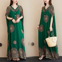 CLARA DRESS - PREMIUM DRESS WANITA BIG SIZE/JUMBO GAMIS/KAFTAN MUSLIM