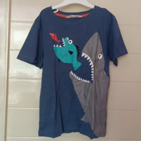 baju kaos anak adem lucu H&M original branded