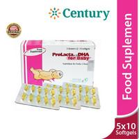 PROLACTA W/ DHA FOR BABY 5X10 DHA / Baby / Bayi / Vitamin Bayi