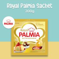 Royal Palmia Butter Margarine 200gr