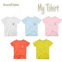 Royale Bebe - Kaos Oblong Bayi/Anak (My Tshirt)