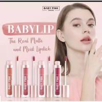 Babylip Lipcream babypink skincare