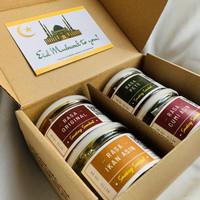 Smokey Sambal Gift Box / Parcel Lebaran / Hampers Eid Mubarak