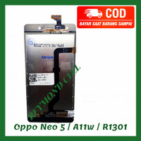 LCD Oppo Neo 5 / A11W / R1301 Contras Main AAA OEM