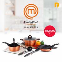 master chef glam set panci