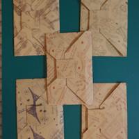 Amplop origami LEBARAN (5)
