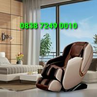 Kursi Pijat 081380783912 Advance Ichiro Galaxy Putih Coklat One Hs8895