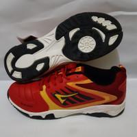 Sepatu Badminton Ardiles PS 02 Red Yellow