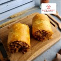 Roti Abon Gulung Mayonise Zazil Bakery