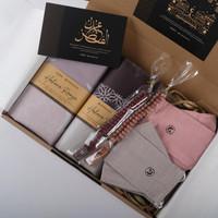 Cotton Inch - Hampers Sejadah Traveling Couple Edisi Ramadhan