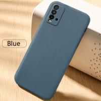 Case Xiaomi Redmi 9T (2021) Soft Case Matte Anti Fingerprin SandStone