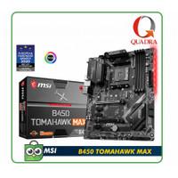 MSI B450 TOMAHAWK MAX ( AMD B450, AM4, DDR4 )