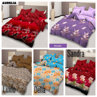 Bed Cover Lady Rose Queen 160x200