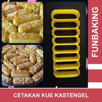 FunBaking - Cetakan kue kering Kastengel Cookie Cutter Lokal Kastengel