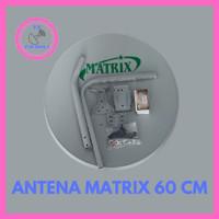 ANTENA MATRIX/NEX PARABOLA 60 CM KOMPLIT