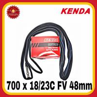 KENDA 700 x 18/23C FV 48mm Ban Dalam Sepeda
