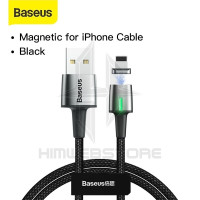 BASEUS Zinc Magnetic USB To Lightning Fast Charging Iphone Charger