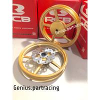 Velg RCB Xeon RC - GT - Karbu - Mio M3 Uk 160/185 Ring 14 Free Cakram