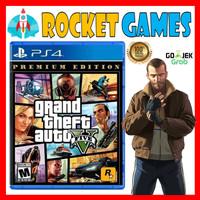 PS4 GTA 5 Premium Online / GTA V Premium Online Edition Reg All