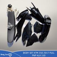 Body set KTM 250 2017 FULL