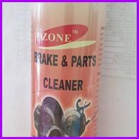 BRAKE & PARTS CLEANER ZONE 500 ML( PEMBERSIH PIRINGAN REM)