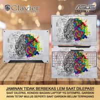 Cover Garskin Laptop Asus TUF A15 FA506 FA506Q FA506QM Gambar Fullbody