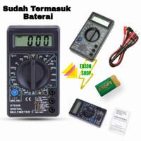 Multimeter Avometer TOFUDA/multitester digital DT-830B DT830B