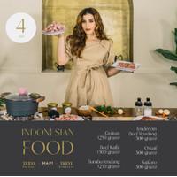 Indonesian Food Package Hapmeats X Tasya Farasya & Tasyi Athasyia 4pax