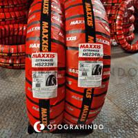 PAKET BAN MOTOR SUPERMOTO KLX 110/70-17 & 130/70-17 MAXXIS EXTRAMAXX