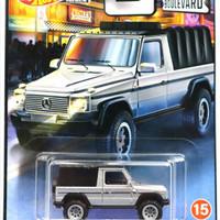 Hot Wheels Premium Boulevard 1991 Mercedes Benz G-Class G Class